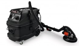 Negro 1100 W 225 mm Cevik CP31-1100 Lijadora de Pared
